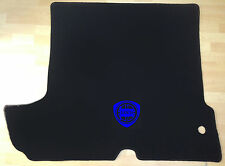 Autoteppich Kofferraum für Lancia Fulvia Coupe 1teilig schwarz blau Neuware
