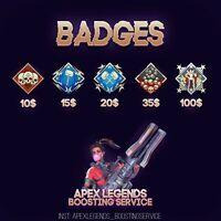 Apex Legends Badges for PC/PS4/XBOX