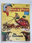 LUCKY LUKE - Band 15 - DIE POSTKUTSCHE - NEUWERTIGER ZUSTAND - ältere AUFLAGE