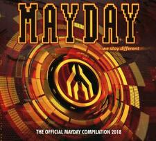 MAYDAY 2018 = Buuren/Cox/Derb/Sunbeam/Väth/EDX/Gold/Lexer...=3CD= groovesDELUXE!