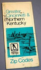 Vintage Bell System Yellow Pages Greater Cincinnati & Northern Kentucky Zip Code