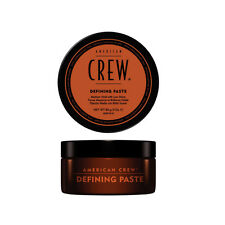 American Crew Defining Paste - Hair Texture w/ Pliable Hold & Matte Finish 3 oz