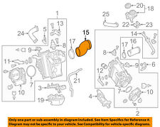 MERCEDES OEM C63 AMG S Turbo Turbocharger Intercooler-Air Hose Right 1770901182