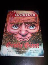 Rivista - Musikbox n°11 (64/65) 2003 - 100pg. - Gentle Giant - Porcupine tree
