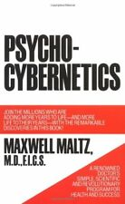 Psycho-Cybernetics, A New Way to Get More Living O