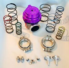TiAL MVR 44MM MV-R WASTEGATE W/ SS FLANGES .5 BAR - PURPLE