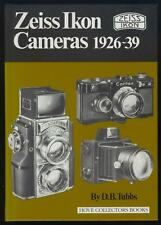 ZEISS IKON CAMERAS 1926-39 by TUBBS