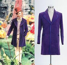 Willy Wonka and the Chocolate Factory 1971 Jacket Coat Costume *Tailored*