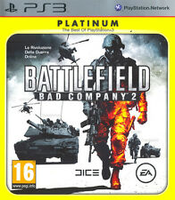 Battlefield Bad Company 2 Platinum PS3 Playstation 3 IT IMPORT ELECTRONIC ARTS