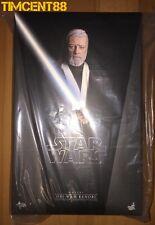 Hot Toys MMS283 Star Wars Episode IV A New Hope 1/6 Obi-Wan Kenobi Alec Guinness