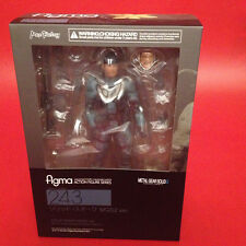 New Figma 243 Metal Gear Solid 2 Sons of Liberty Snake Figure Toys