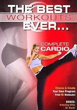 EXERCISE-BEST WORKOUTS EVER-COMPLETE CARDIO (DVD)