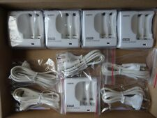 ENELOOP SANYO CARICABATTERIE Ni-MH 5x Quick Charger Mignon AA-Micro AAA BATTERIA