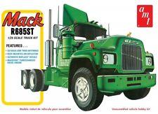 Mack R685ST Semi Tracteur camion échelle 1:25 AMT détaillé Kit Plastique