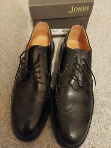 Jones bootmaker Leather Brogues  8.5
