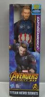 Avengers Action figure Infinity War Titan Hero Series Captain America New