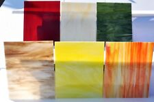 Colored Glass Sheets In Other Glass Art Mosaic Supplies Ebay