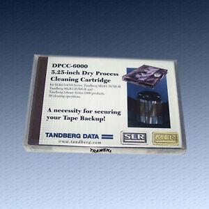 "Tandberg 5678-1, DPCC-6000, 5.25"" SLR/MLR Dry Cleaning Cartridge, NEU & OVP"