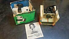 Polaroid Swinger Modelo 20 y la tierra Cámara 1000 con embalaje