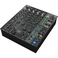 New Behringer DJX750 DJ 5 Channel Mixer with Effects DJX 750