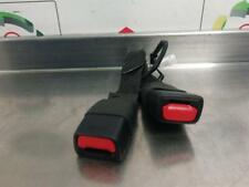 TOYOTA YARIS MK3 XP130 2014- MIDDLE CENTRE REAR SEAT BELT DOUBLE STALK BUCKLE