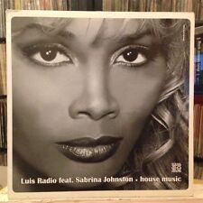 "[EDM]~EXC 12""~LUIS RADIO~SABRINA JOHNSON~PASTA BOYS~House Music~[x4 Mixes]~ITALY"