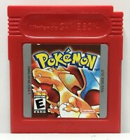 Game Boy Pokemon Red Version Game Cartridge Only *Authentic* *New Save Battery*