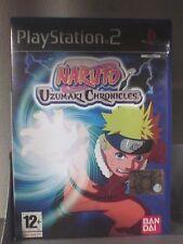 Naruto Uzumaki chronicles  Playstation 2 PS2