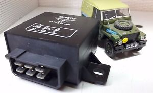 Land Rover 12v 6 Pin Electronic Solid State Flasher Unit 21w x6 Towing Indicator