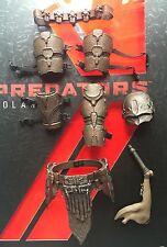 Hot Toys mms163 1/6 Predators Noland armor set