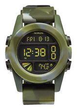 Nixon Unit Watch (Marbled Camo)
