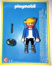 PLAYMOBIL, Figura - Vincent Van Gogh (Original y Exclusiva) nuevo en blister