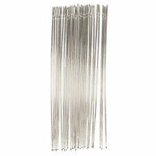 25 Pcs 1.6mm Dia Metal Quilting Tailor Sewing Needles 15cm Long WS F3s1 M5l5