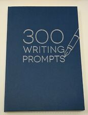 300 WRITING PROMPTS  BRAND NEW ~ Inspiration ~ Acid Free paper
