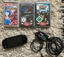Sony Playstation Portable PSP- Kleines Bildschirmproblem Mit Spiele