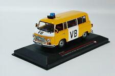 "BARKAS B1000 "" VB ""(Czechoslovak security Service) 1975, model cars 1/43"