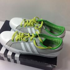 RARE ADIDAS Men Shoes Sneakers Size 13 Art U43797 White Green Casual Switch New