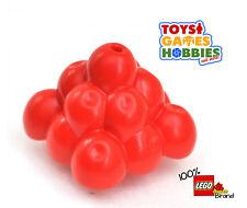 *NEW* LEGO DUPLO Stack of Apples Red Fruit Food Supermarket Market Grocery House