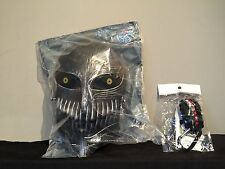 Death Skull Face Mask Protective Mask Gear For Use As Tactical Mask Airsoft