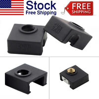 2pcs Silicone Covers For 3D Printer Creality CR-10/10S/ S5 Ender 2/3/4/5 Pro US
