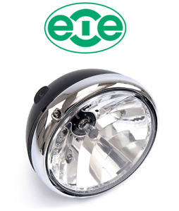 154460 Ecie Light / Unit Headlight Motorcycle Moto Guzzi 750 V7