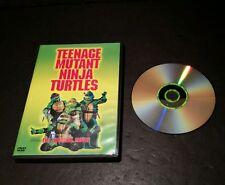 Teenage Mutant Ninja Turtles TMNT The Original Movie DVD