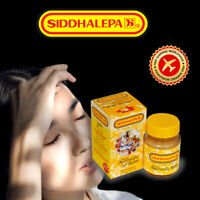 SIDDHALEPA HERBAL AYURVEDA AYURVEDIC BALM PAIN HEADACHES COLD FLU RELIEF 50 100g