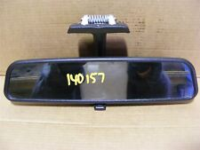 Mercedes 140157 Interior Rear View Mirror Manual - Black | W140 S Class