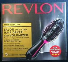 Revlon One-Step Hair Dryer & Volumizer Hot Air Brush Pink RVDR5222