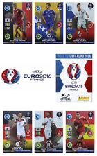 Panini Adrenalyn XL Road to UEFA Euro 2016 Trading Cards. Ones To Watch 244-261