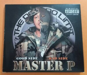 MASTER P - Good Side Bad Side (2004) - DELUXE LIMITED EDITION 3 DISC SET