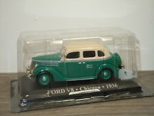 Ford V8 Taxi Chicago 1936 - Altaya 1:43 in Box *35538