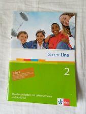 Green Line 2 Standardaufgaben mit Lehrersoftware und Audio-CD Klett