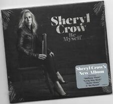 "SHERYL CROW, CD ""BE MYSELF"" NEW SEALED"